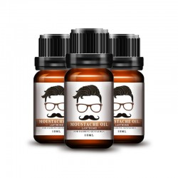 Natural men's beard oil - styling - moisturising - smoothing - conditioning