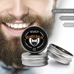 Natural beard balm conditioner - styling paste