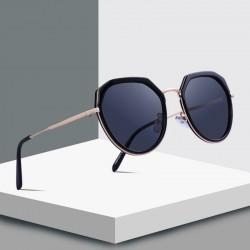 Luxury polarized sunglasses - metal temple - UV400 protection