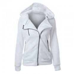 women coat - casual girls basic jackets - zipper cardigan sleeveless jacket - female coats plus size 3xl