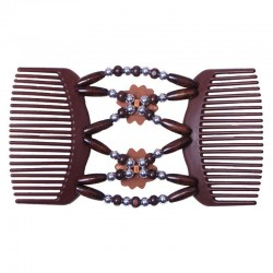 Vintage magic comb - elastic clip - hairpin