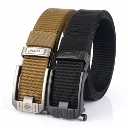 Tactical military army belt - metal buckle - nylon - 125 cm