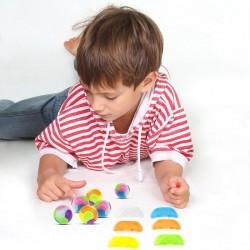 Mini DIY Ball Capsule - 4pcs - Kids