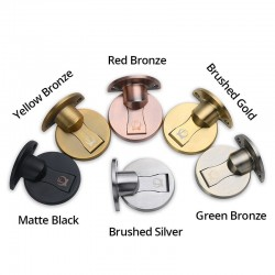 Magnetic door stopper - 304 stainless steel - waterproof