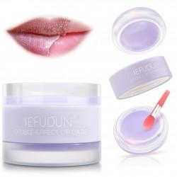 Lip sleeping mask - moisturizing - exfoliating - anti-drying - repair balm