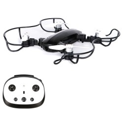 SIMTOO XT-175 - Fairy Selfie Drone - GPS - 1080P HD Camera - Foldable - Wifi - FPV - Brushless