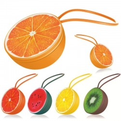 Wireless Bluetooth Speaker - Cute Creative Fruit