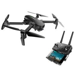 Hubsan ZINO PRO - GPS - 5G - WiFi - 4KM - FPV - 4K UHD Camera - 3-Axis Gimbal - RTF - Without Storage Bag - One Battery