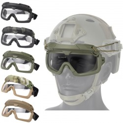 Tactical - Airsoft - Paintball - Goggles - Windproof
