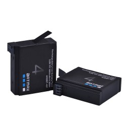 AHDBT-401 - 1680mAh 2 batteries for Gopro Hero 4 - 2 pieces