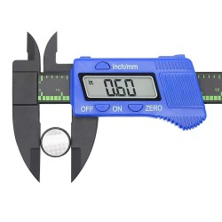 Digital Caliper - LCD Screen