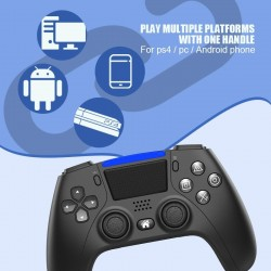 Wireless game controller - ps4