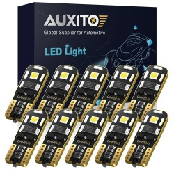 W5W - T10 - LED canbus bulb - 10pcs