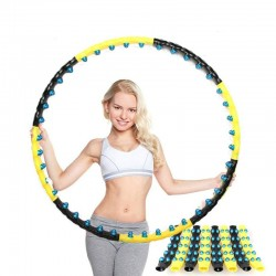 Double row magnet - hula hoop - fitness massage - cardio equipment