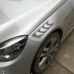 3D side vents - car sticker - 2 pieces