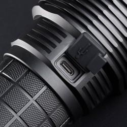 Convoy flashlight - XHP70.2 - 4300LM