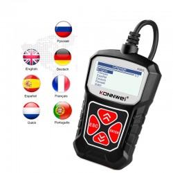 Car diagnostic scanner - OBD2 - KW310