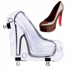 3D high heel shaped mold - for cakes / chocolate / jelly