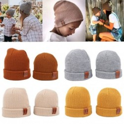 Knitted beanies - kids /...