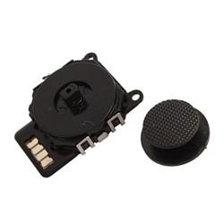 PSP 2000 Analog joystick 3D button repair