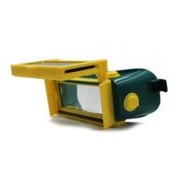 Solar auto darkening welding goggles - eye mask - DIN 11