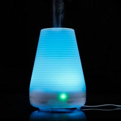 Ultrasonic Color Changing LED Aromatherapy Oil Diffuser Air Humidifier