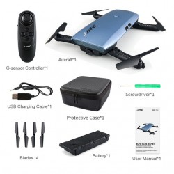 JJRC H47 foldable R/C Drone Quadcopter - HD Camera