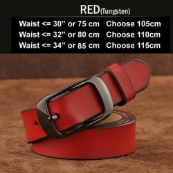 Fashion Genuine Leather Belt