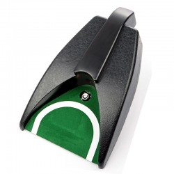 Golf Ball Back Automatic Return Putting Cup Device