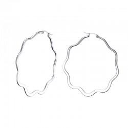 Big hoops - women's earrings
