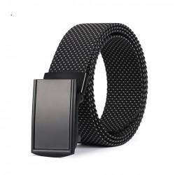 Nylon Strap Automatic Buckle Belt 120cm