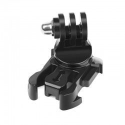 360 degree rotate - quick release buckle - mount for GoPro