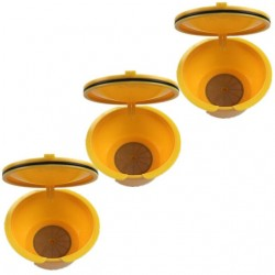 Dolce gusto refillable reusable coffee capsules 3 pieces