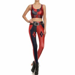 3D super hero women's halloween costume