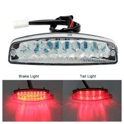 Motorcycle tail rear brake light LED
