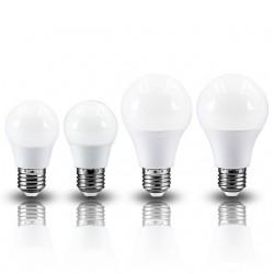 E27 LED Bulb - 3W - 6W - 9W - 12W - 15W 220V Smart IC