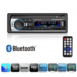 Bluetooth MP3 Player USB 12V Audio Car Radio