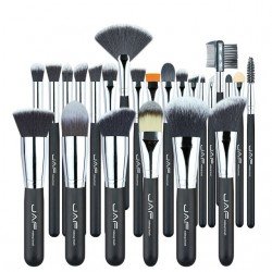 Professional makeup brush kit set 24 pcs