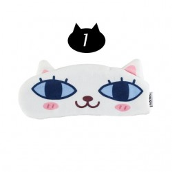 3D animal design sleeping eye mask