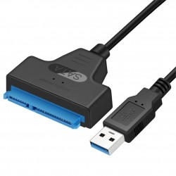 USB 3.0 to SATA 22Pin Cable 2.5 inch SSD
