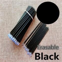 Erasable refill for pen ballpoint