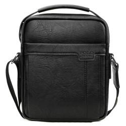 POLO leather crossbody & shoulder bag
