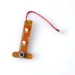 Eachine E520 E520S WiFi FPV RC Drone Quadcopter - power switch module with light board