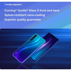 Xiaomi Redmi Note 8 Global Version 6.3 inch 4GB RAM 64GB ROM Dual Sim 4G Smartphone