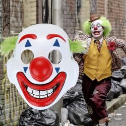 Joker mask for Halloween & masquerades