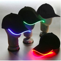 Led Party Club Baseball Cap