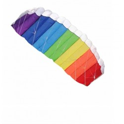 Rainbow beach kite nylon